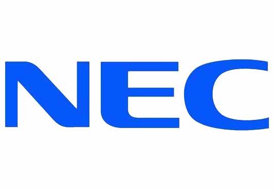 NEC 投影系统