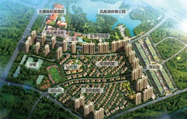 衢州碧桂园凤凰酒店